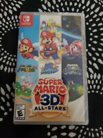 Super Mario 3D All-Stars (Nintendo Switch) Brand New Sealed