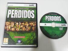 PERDU PERDU SÉRIE TV JEU DE PC ESPAGNOL DVD-ROM CODEGAME UBISOFT