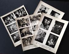 LA CHARTREUSE DE PARME Stendahl Maria CASARES Gérard PHILIPE Aldo 8 Photos 1948