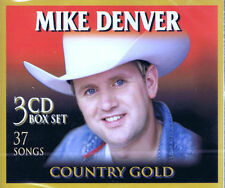Mike Denver - Country Gold - 3CD SET