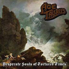 AGE OF TAURUS - Desperate Souls of Tortured Times -  SEALED VINYL - LP record