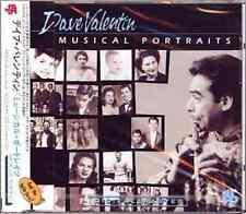 DAVE VALENTIN-Musical Portraits  Japan CD w/OBI Sealed
