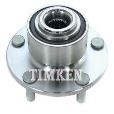Wheel Bearing and Hub Assembly Front Timken HA590097 fits 04-05 Mazda 3