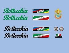 Bottecchia Bicycle Decals-Transfers-Stickers #6