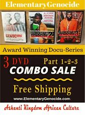 Elementary Genocide: Complete Series 1-2-3  - (3DVD)
