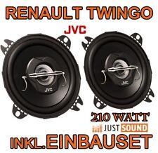 Renault Twingo 1 Facelift - Lautsprecher - JVC 100mm BOXEN 2-WEGE SYSTEM NEUWARE