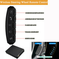 10 Tasten 12V 24V Auto Multifunktions Wireless Lenkradsteuerung SWC Universal
