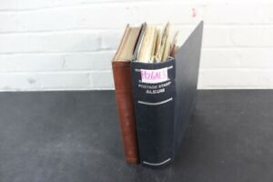 CKStamps : Large Unchecked Mint & Used British Stamps Collection Binder & Book