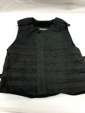 Point Blank Tactical Vest Black MOLLE LE Police SWAT (No Armor Included) XL