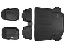 Maxliner 2011-2013 Fits Jeep Wrangler Unlimited 4 Door Floor Mats Maxtray Black