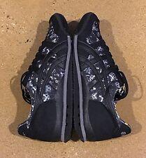 Onitsuka Tiger Asics Ultimate 81 Tokidoki Size 11 Black Running Shoes Sneakers