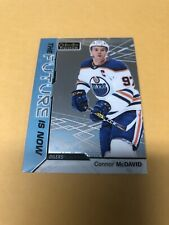 connor mcdavid Card 2018/19 The Future Is Now O Pee Chee Plstinum