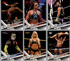 2017 Topps WWE Then Now Forever Wrestling - Base Cards - Choose Card #'s 101-200