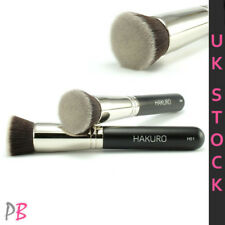 HAKURO H51 FOUNDATION FLAT TOP BRUSH HIGH QUALITY + FREE PROTECTOR