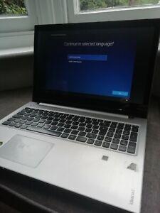 Lenovo ideapad Z500, 15.6in touchscreen laptop, 16gb ram, i5-3230m processor