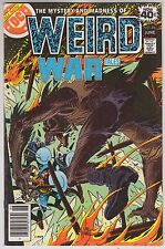 Weird War Tales #76 DC Comics 1979 - HOWARD CHAYKIN - The Fire Bug