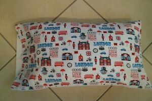 """Child's/Kiddies P/Case (Set of TWO) for Cleva Mama Pillow 22.5"""" by 12.5"""" Approx."""