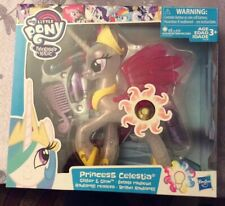 Hasbro My Little Pony Friendship Is Magic PRINCESS CELESTIA GLITTER & GLOW MIB
