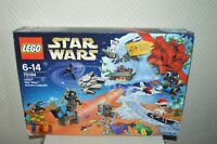 CALENDRIER DE L AVANT STAR WARS DISNEY  BOITE LEGO 75184 BB 8 NEUF 2017
