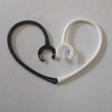 2 Colors Bluetooth Headphone Headset Earpiece Ear Clip Piece Support EarHook ecL