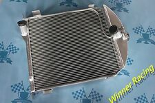 Hi-performance. 27'' custom aluminum alloy radiator for Ford model A 1928-1929