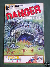 DANGER UNLIMITED - DARK HOUSE COMIC - MAY 1994 - # 4