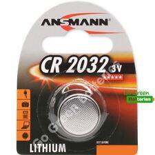 1 x Ansmann CR2032 3V Lithium Coin Cell Battery 2032, DL2032, BR2032, SB-T15