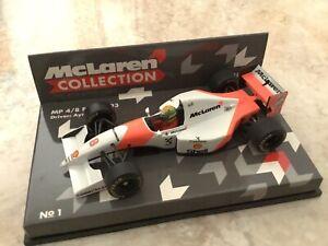 Ayrton Senna🇧🇷1993 McLaren MP4/8 Ford,Minichamps 1:43