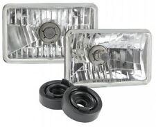 Narva 72018 Rectangle H4 Halogen Headlamp Conversion Kit Free Form 60/55 165x100