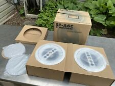 Russound Atmosphere Sp-a6c New Box Speaker Ceiling Acclaim Pair