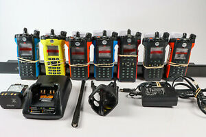 Motorola APX6000  VHF  FPPw/charger, antenna, Holster *with Tag