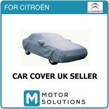 Fundas y lonas impermeable gris para coches Citroën