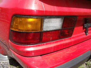 1983-1991 PORSCHE 944 REAR LEFT TAIL LAMP ASSEMBLY 477945205 turbo