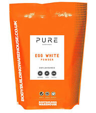 BBW Pure Egg White Powder - 500g Powder - Unflavoured