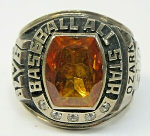 1979 Seattle Mariners ALL STAR GAME RING by Balfour Danny Ozark