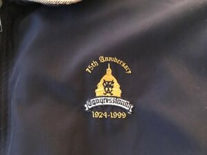 Congressional 1924 - 1999, 75th Anniversary, Top 100 Courses, Jacket XXL