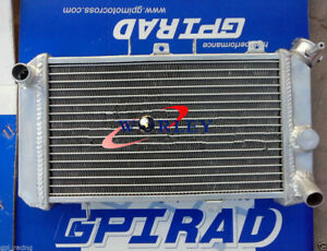 aluminum radiator for HYOSUNG GT650R GT650 GT 650R Radiator Cooling Coolant