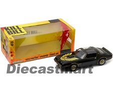 "1979 PONTIAC FIREBIRD TRANS AM ""KILL BILL VOL. 2"" MOVIE 1:18 BY GREENLIGHT 12951"