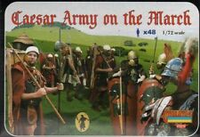 Strelets 1/72 Roman Caesar Army on the March # M087