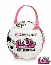 LOL Surprise Big Egg Biggie Pet Doll Toy L.O.L backpack,15+ surprise toys bundle