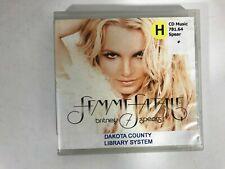 # 2      Femme    Fatale   -   Britney Spears  -  cd