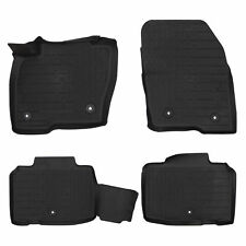 OEM NEW Front Rear All Weather Floor Mats Rubber 16-18 Lincoln MKX HA1Z5813300AA