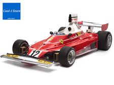 Rare Vintage Oshika Tamiya 1/12 Ferrari 312T 1219 Niki Lauda/Clay Regazzoni MIB