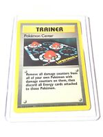POKEMON CENTER - Base Set - 85/102 - Uncommon - Pokemon Card - Unlimited - NM