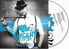 VINCENT - Miss blue CD SINGLE 3TR CARDSLEEVE 2007