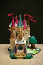 1998 'BEAUTY AND THE BEAST' 'POLLY POCKET' CASTLE BY TRENDMASTERS