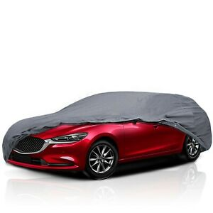[CSC] Waterproof Full Car Cover for Audi Allroad Quattro A6 Wagon 1994-2021