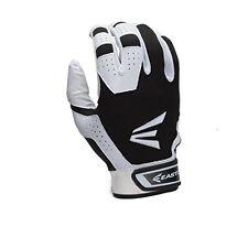 Easton HS3 Adult Batting Gloves Pair White Small New