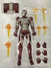 GENUINE NEW Marvel Bandai SH.Figuarts Iron Man Mark V MK 5 *WITHOUT BOX