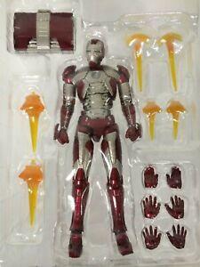OFFICIAL Marvel Bandai SH.Figuarts Iron Man Mark V MK 5 *NEW WITHOUT BOX
